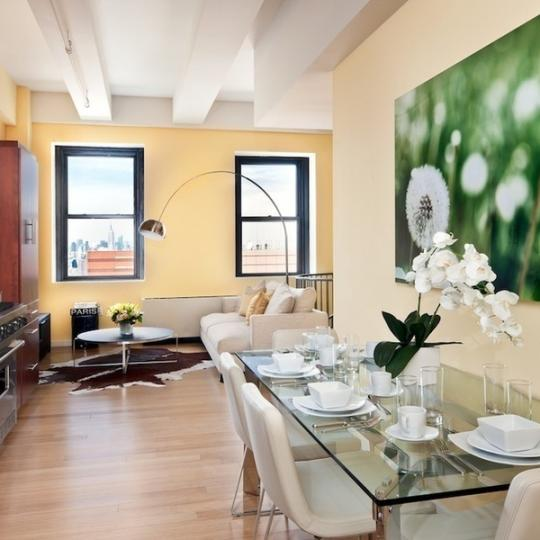 Kitchen 365 Bridge Street Brooklyn - Condominiums for Sale