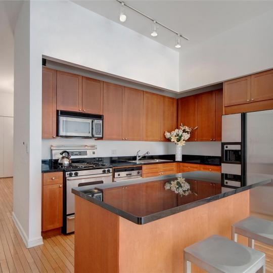 Kitchen - New York City - 252 7th Ave - Condos in Chelsea