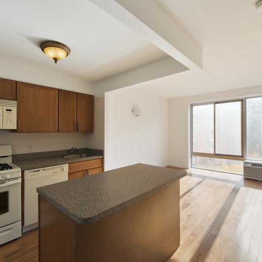 Kitchen - Dining area - 29 West 138th Street - Beacon Towers - Harlem