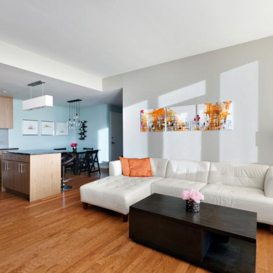 Kitchen - One Hunters Point - Condos - Long Island City