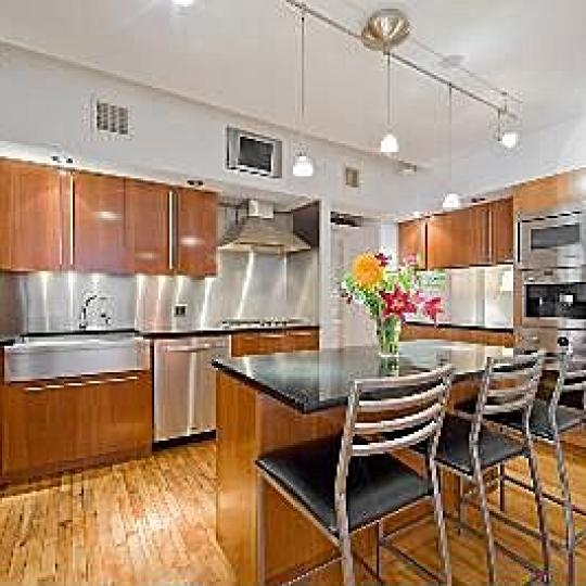 5 E 22nd St - Luxury Condos in Manhattan - NYC - Kitchen