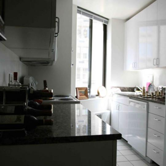 Kitchen - The Corinthian - Manhattan New York Condominiums