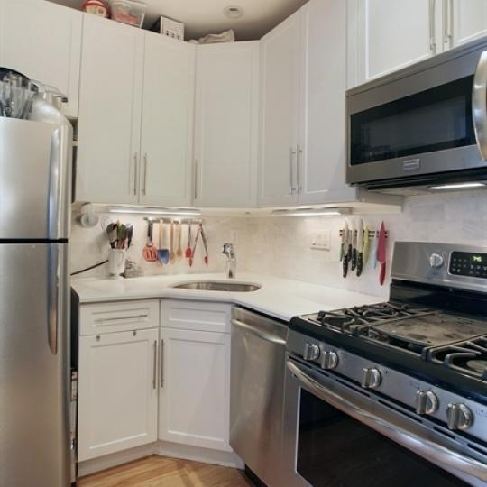 Kitchen - The Park Lane Condominiums For Sale - Harlem - Manhattan