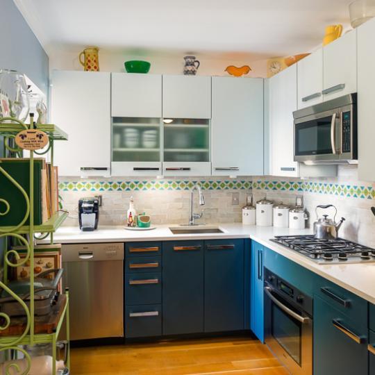 Kitchen - Strivers North - West Harlem Condos For Sale