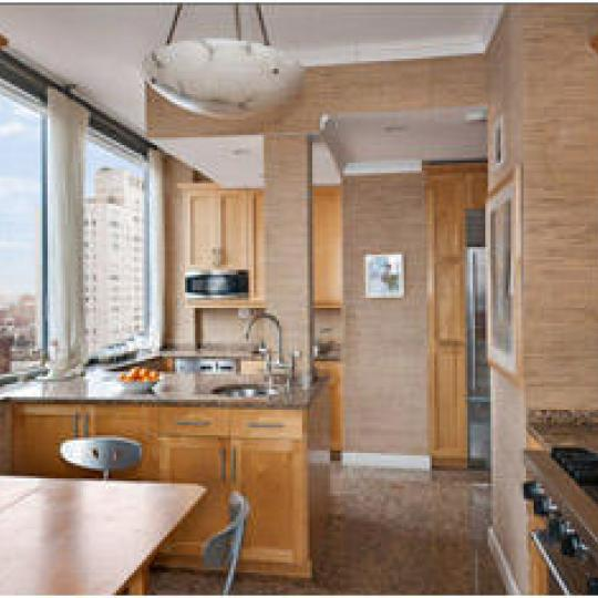 Kitchen - The Grand Millennium - Manhattan Condos