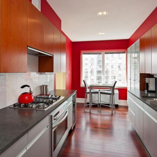 Kitchen in 300 East 55th Street - NYC Condominiums for Sale