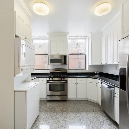 Kitchen - The Normandie - Harlem Apartments For Sale