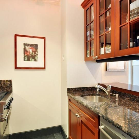 Kitchen - The Promenade at 530 East 76th Street - One