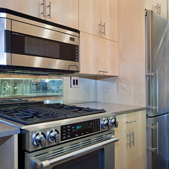 Kitchen - The Promenade at 530 East 76th Street - Two