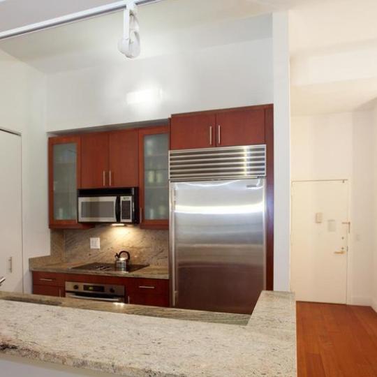 Kitchen - The South Star - 80 John Street - Apartment