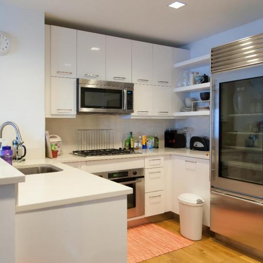 The Atelier Kitchen - New Condominiums for Sale, Clinton