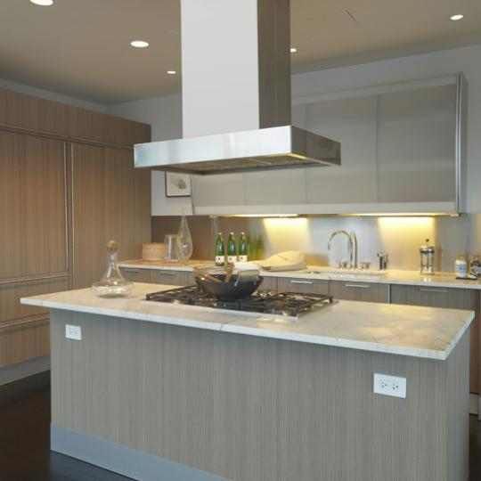Claremont Square Kitchen - NYC Apartments for Sale