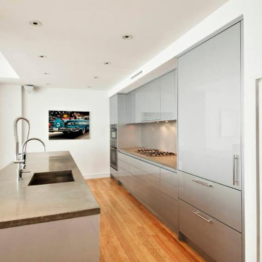 133 West 22nd Street Kitchen