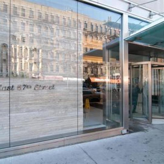 The Laurel - 400 East 67th Street - Entrance - Manhattan Condos for Sale