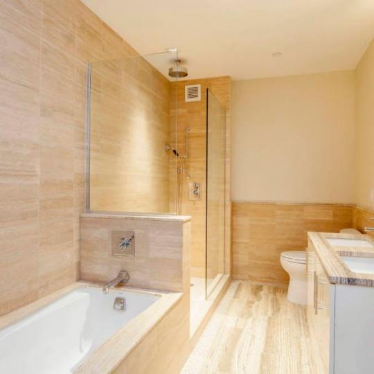 Bathroom-67-Liberty Street-NYC Condo for sale