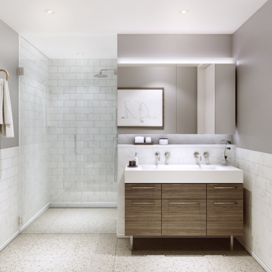 Condos for sale at The Lindley in Manhattan - Bathroom