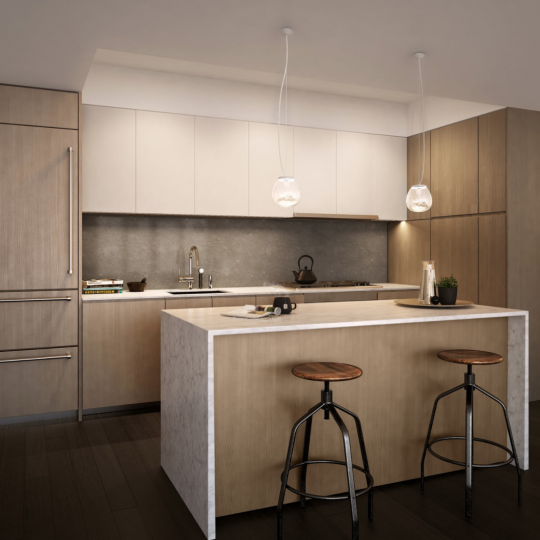 Open Kitchen at 591 Third Avenue in Murray Hill