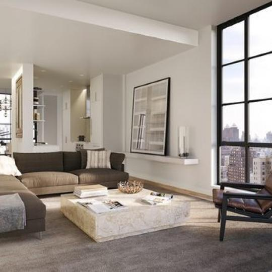Living Room- 234 East 23rd Street