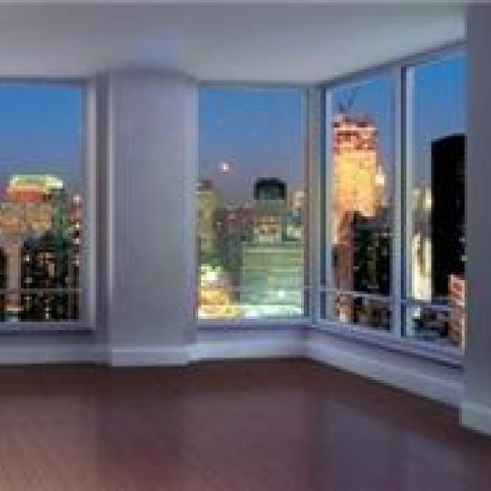 Millennium Towers Residences Living Room - Manhattan Condos for Sale