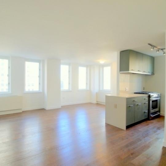 Livingroom Rector Sqaure - Apartments for Sale in Battery Park City
