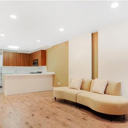 Living and Dining Area - 306 East 82nd Street Apt - Upper East Side Condos