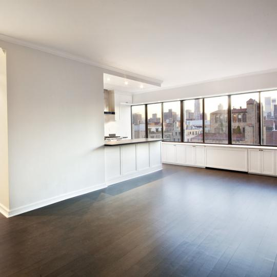 Living and Dining area - 900 Park Avenue - Apartment for Sale