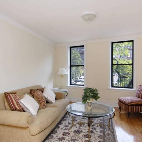 Livingroom - Riverside Drive Condominiums - Washington Heights Condos