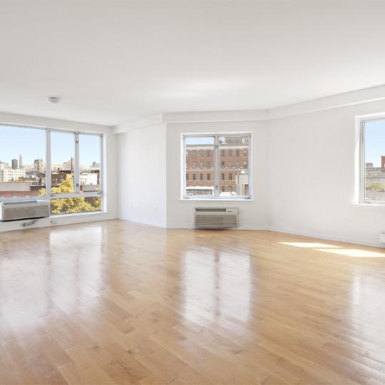 Living Room - Echelon - Condos - Long Island City