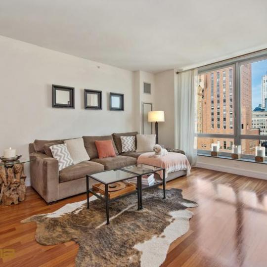Millennium Towers Residences - Living Room - Battery Park City