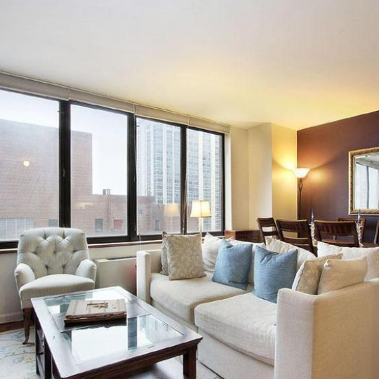Living Room - 422 East 72nd Street - Condos - Upper East Side