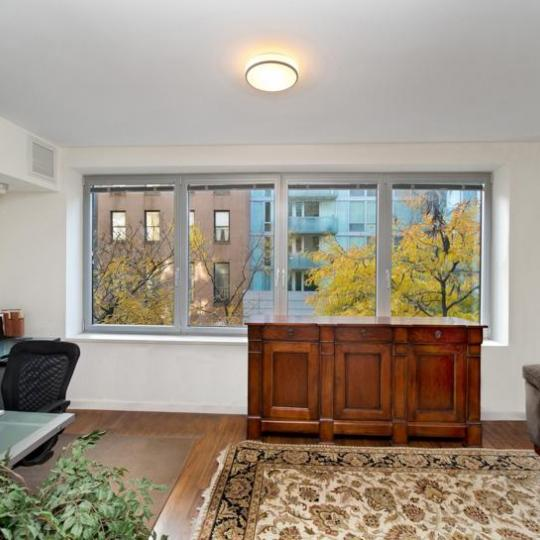 459 West 44th Street Living Area - Apartments for Sale in Clinton