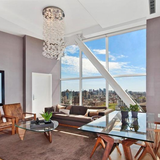 Living Room - 52 East 4th Street - Manhattan - NYC Sales