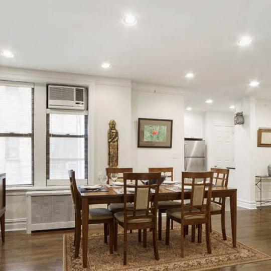 Livingroom - Riverside Drive Condominiums - Washington Heights Condos