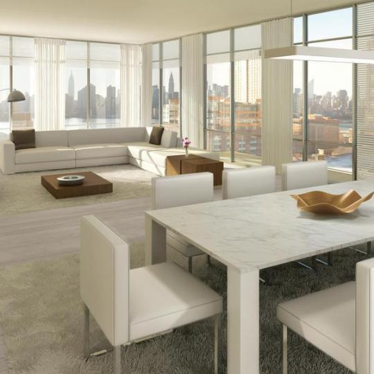 Living Room_5-19 Borden Avenue_Long Island City