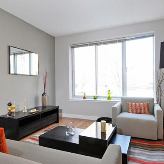 Livingroom - 29 West 138th Street - Beacon Towers - Harlem