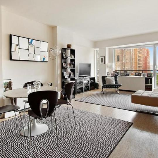 Living Room - 231 Tenth Avenue - Condos - Chelsea