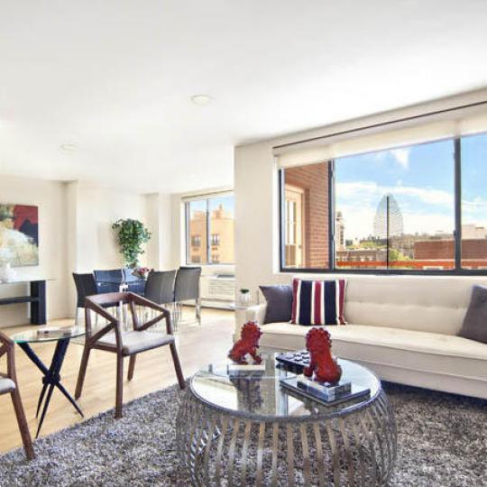 Livingroom - Heights 163 - Washington Heights