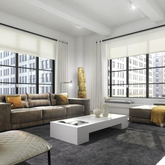 Brand New Living Room - Huys - Condominiums For Sale in New York