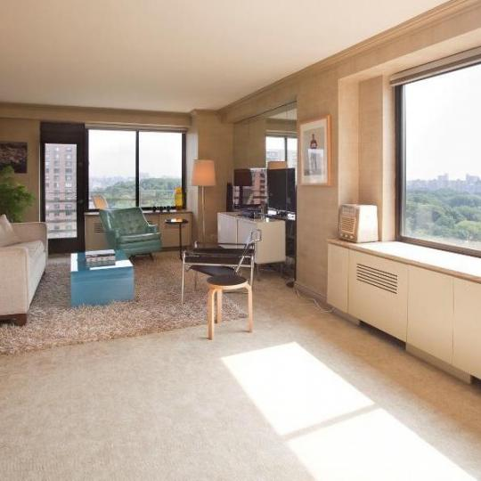 372 Central Park West - The Vaux - living room - NYC condos for sale