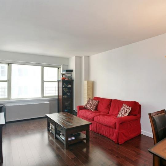 159 West 53rd Street - Living room
