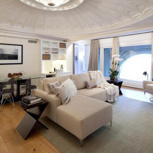 175 East Broadway Living Room - Manhattan New Condos