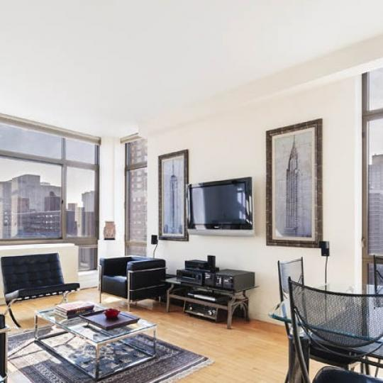 Livingroom in Kips Bay