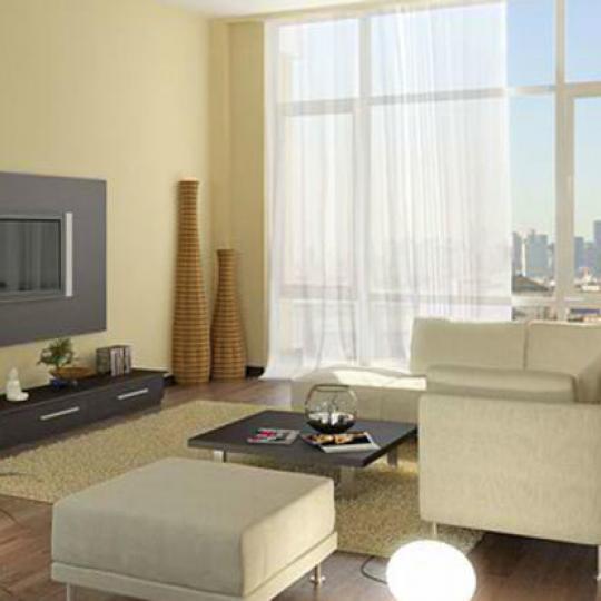 42-51 Hunter Street - Living-room