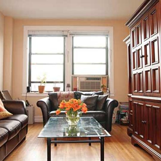 Living Room - NYC - Addison Hall - Co Ops