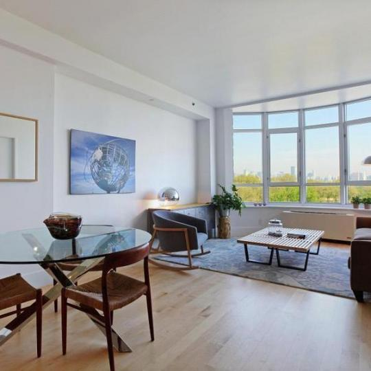 Livingroom 20 Bayard - Condominiums for Sale in Williamsburg