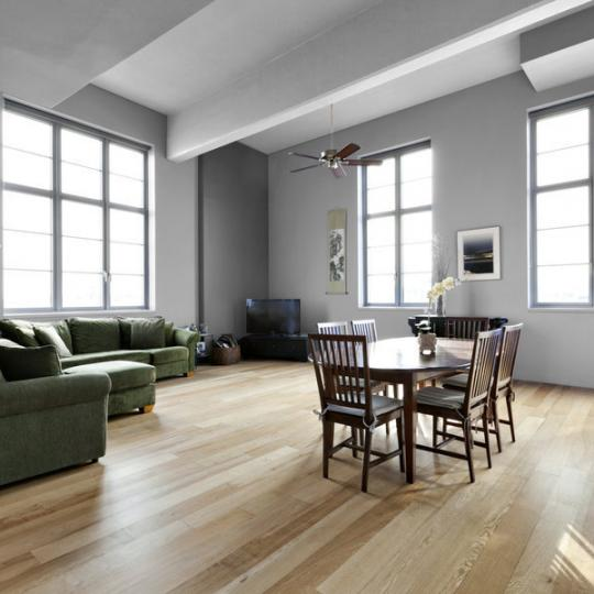 Livingroom Arris Lofts - NYC Condominiums for Sale