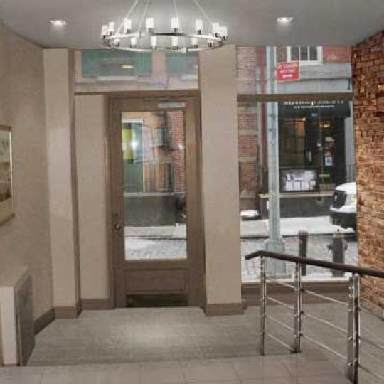 The Walton - 264 Water Street - Lobby - Manhattan Condos for Sale