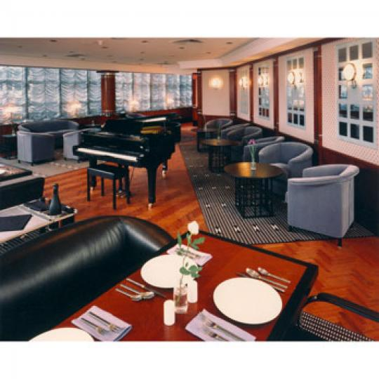 Lounge at Metropolitan Tower - Apartments for Sale in Midtown West