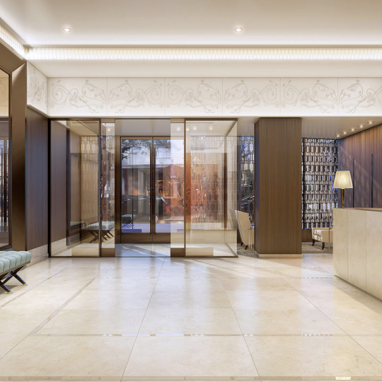 Apartments for Sale - Lobby 200 East 79th Street