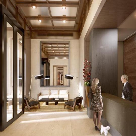 Rector Square Apartments - Lobby